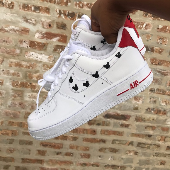 Nike Shoes | Mickey Mouse Air Force